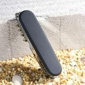 Многофункциональный USB ветрозащитный беспламенный зажигалка для ножей