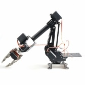 7つのDOFの金属の爪のサーボDIYのキットが付いているロボット腕機械的な腕のロボットアーム8本のサーボが付いているロボットのクランプ爪のキット機械的な腕およびグリッパーのロボットアームのキット