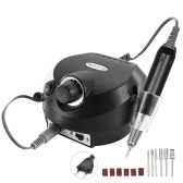 Professional Electric Nail Drill Machine 30000RPM E-file Electric Nail File Grinder Polisher Kit