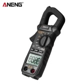 ANENG ST209 Digital Multimeter Clamp Meter 6000 Counts True RMS Amp DC/AC Current Clamp Tester Meters Voltmeter Auto Ranging LCD Display