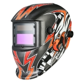 Industrial Welding Helmet Solar Power Auto Darkening Welding Helmet TIG MIG with Adjustable Head Band