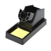 KKmoon Fer à souder en plastique Stand souder Base porte métallique avec éponge de soudage