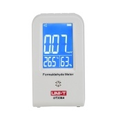 Second Hand High Precision Indoor Formaldehyde Data Logger Detector Monitor powietrza Termometr Higrometr Wyświetlacz LCD