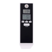 KKmoon PFT-661S Digitale Atem Alkohol Tester Alkoholtester mit Hintergrundbeleuchtung Breathalyzer Treibende Essentials