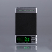500g/0.1g 100g/0.01g Dual Accuracy Mini Digital Weight Pocket Scale Weighing Tool