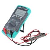 HoldPeak HP-890CN LCD numérique multimètre DMM avec gamme NCV détecteur DC AC tension courant compteur résistance Diode Capaticance testeur de température mesure Auto