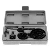 Set di utensili per forare con taglio a sega Set di utensili da taglio 11pcs in metallo 19-64mm