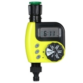 Automatic Water Timer Irrigation Controller Garden Automatic Watering Device without Battery Yellow