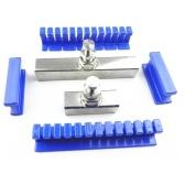 6шт / комплект кузова Paintless Dent Repair Kit Автомобильный вмятина удаления инструмент для ремонта