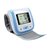 Wrist Electronic Sphygmomanometer Automatic Wrist Blood Pressure Meter