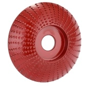 NO.45 Steel Wood Angle Grinding Wheel Sanding Carving Rotary Tool Abrasive Disc for Angle Grinder with 16mm Bore