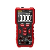 ANENG AN82 Smart Multimeter Auto Range Handheld NCV Digital Multimeter Automatic High Precision Digital Universal Meter Multi-functional Tester