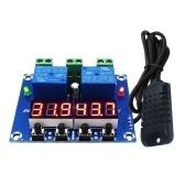 ZFX-M452 Humidity Temperature Controller Module Digital Thermostat Humidistat Controller Automatic Constant Temperature and Humidity   Controller