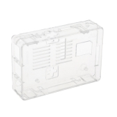 Protective Case for Raspberry Pi 2 Pi 3 Model B & Pi Model B+ with 2 Heat Sinks