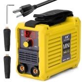 20-225A  MMA-225 Electric Welding Machine Household Mini Inverter Portable 110 V IGBT Digital Small Industrial Welding Machine