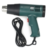 High Quality LCD Digital Temperature-controlled Electric Hot Air Gun Heat Gun Tool Set with 4pcs Nozzles 1800W AC110V