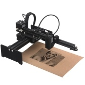3500mw Desktop Laser Engraver Portable Engraving Carving Machine Mini Carver DIY Laser Logo Mark Printer with Protective Glasses Working Area 150mm*150mm