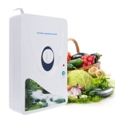 600mg/h Ozone Generator Ozonator O3 Timer Air Purifiers Purify Oil Vegetable Meat Air Water