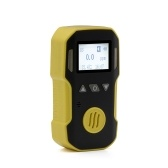 Ozone Detector Handheld Portable Ozone Gas Tester O3 Ozone Concentration Residual Leak Detector Analyzer Monitor with Sound Light Vibration Alarm