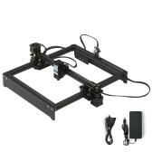 Laser Engraving Machine Off-Line Control Desktop DIY Laser Engraver Cutter Laser Logo Mark Printer Working Area 280*230mm AU Plug