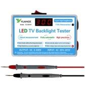 Светодиодные лампы Тестер подсветки телевизора Многоцелевые светодиодные ленты Бусины Инструмент для тестирования Измерительные приборы для светодиодного освещения