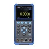 OWON HDS242S 2-канальный портативный осциллограф-мультиметр Генератор сигналов Многофункциональный тестер 3-в-1 Полоса пропускания 40 МГц 20000 отсчетов Мультиметр OSC + DMM + генератор сигналов