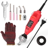 Handheld Mini Electric Grinding Tool Chainsaw Chains Grinder Electric Mill Die Grinder Utility Grinding Tool