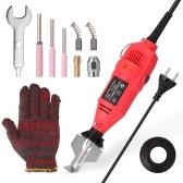 Ручной мини-электрический шлифовальный инструмент, бензопила, шлифовальный станок для цепей, электрическая мельница, шлифовальный станок, универсальный шлифовальный инструмент