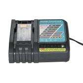 3AマキタDC18RC DC18RA用バッテリーチャージャー交換BL1830 BL1815 BL1840 BL1850 14.4V-18Vリチウムイオンバッテリー