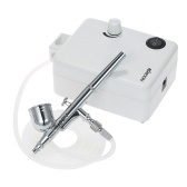 KKmoon Multi-purpose a doppia azione Airbrush Mini Compressore d