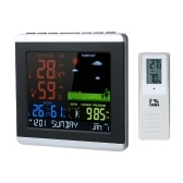 Funk-Wetterstation Indoor Outdoor Thermometer Hygrometer Barometer