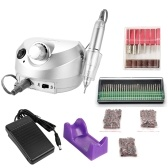 30000r Electric Nail Polish Removing Tools Nails Drill Kits