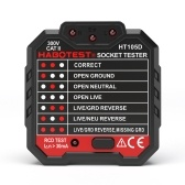 HABOTESE Advanced GFCI Electric Socket Tester