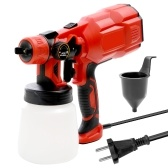 Handheld Multifunctional Split Type Electric Paint Spray Machine Sprayer with Spray Width Adjustment Household and Industry Tools