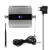 LCD GSM900MHz Mobile Phone Signal Booster Cell Phone Signal Repeater Signal Amplifier Set with Sucker Antenna