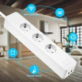 WiFi Intelligent Plug Power Strip / Surge Protector