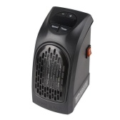 400W Mini Fan Heater Wall Mounted Electric Heater Office Warmer Household Room Heating Fan Machine for Winter