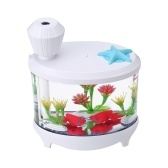 Mini USB Powered Fisch Aquarium Lampe Luftbefeuchter