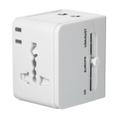 Universal Travel Power Adapter Worldwide All in One Plug Socket Converter