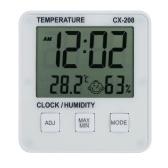 Thermomètre Hygromètre Numérique Intérieur LCD