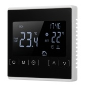 Elektrischer Fußbodenheizungs-Temperaturregler LCD Touch Screen Thermostat