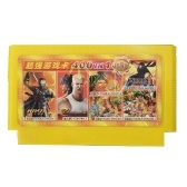FC Game Card Classic Video Game Card Game 400 in 1 Console 8 Bit 60 Pin Game Cartridge