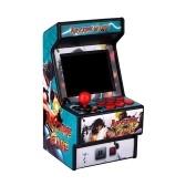 Tragbare Retro-Handheld-Spielkonsole Mini Arcade-Spiele