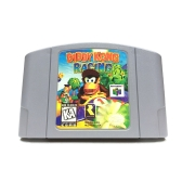 For Nintendo 64 N64 Mario Smash Bros Zelda Video Game Cartridge Console Card 64 Bit Games English Language US Version (Diddy Kong Racing)