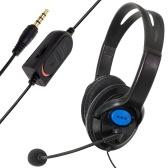 Deluxe Pro Padded Headset Headphones