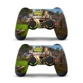 Juego popular Fortnite PS4 Controller Skin Sticker Cover 6to Estilo