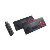 Ретро игровая консоль 2.4G беспроводной игровой плеер портативный контроллер