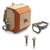Roboter Kit für Nintendo Switch Labo Zubehör DIY Karton Ständer für NS Games Case für Joy-Con Controller