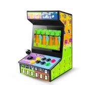10.1 pulgadas LCD Mini Game Arcade Video Rocker Arcade Consola de juegos retro portátil