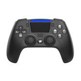 Contrôleur sans fil BT Gamepad Contrôleur de jeu Dual Vibration 6-Axis Sensor Remplacement pour Sony PS4 Controller PlayStation 4